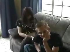 Amateur CD fucks with cute horny boy tube porn video
