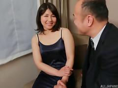 Passionate Asian couple enjoys a sizzling bed sex action porn tube video