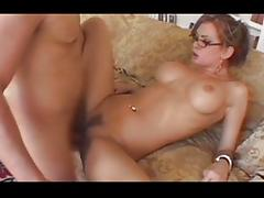 Tory Lane hardcore fuck with glasses