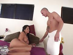 Mikayla Mendez is determined to take his dick in every position