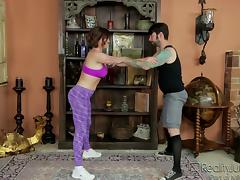 attractive milf exposes her big tits @ big tit fantasies #05 tube porn video
