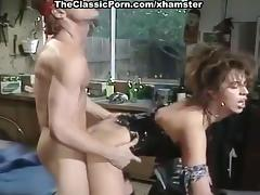 Renee Morgan, Marc Wallice in sexy biker chick is fucked in