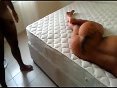 Cum On Ass porn tube video