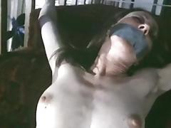 Bondage, BDSM, Bondage, Bound, Skinny, Small Tits