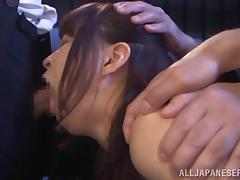 japanese slut gets gangbanged in prison tube porn video