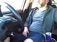 Smoking, poppers, public car jacking