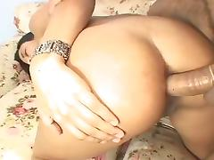 Exotic Teen in great Anal scene