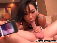 Asa Akira in Phone Fucks tube porn video