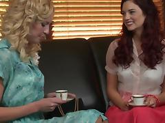 Be pleased with new and exciting lesbians video presented by Girlfriends Films