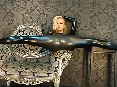 latex flexible slut porn tube video