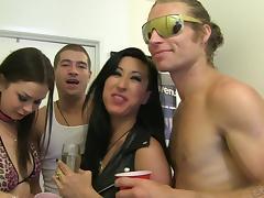 Backroom, Backroom, Backstage, Group, Hardcore, Orgy