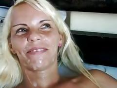 Mature, Amateur, Bitch, Blowjob, Facial, Hooker