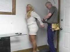 Bound, BDSM, Big Tits, Bondage, Boobs, Bound