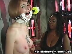 Girls Of Pain 7: Mistress Ruby Diciplines Slave 71
