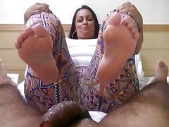 First Pornstar FJ with Darlene Amaro