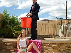 Jillian Janson & Johnny Sins in Naughty Rich Girls tube porn video