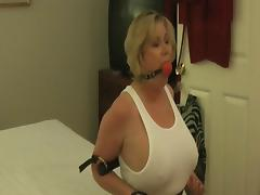 Choking, BDSM, Bondage, Bound, Choking, Gagging