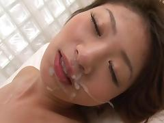 Talented Asian porn star takes part in this erotic sex action scenes