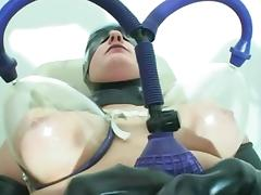 Latex, BDSM, Hardcore, Latex, Vacuum