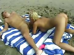 Beach, Amateur, Anal, Assfucking, Beach
