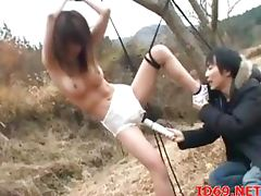 Great threesome action