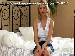 Mandi Dee hot amateur blonde banged in both holes