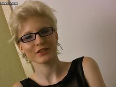 Casey Deluxe - sexy Suspender Dance von 2012 porn tube video