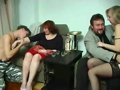 Russian, Amateur, Couple, Foursome, Group, Hardcore