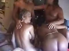 Granny Orgy, Group, Mature, Old, Orgy, Party