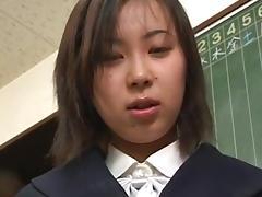 Cum Brushing, Asian, Bukkake, Cum, Japanese, Swallow