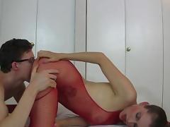 Body Stocking Creampie tube porn video