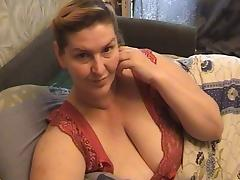 Cigarette, Amateur, Big Tits, Boobs, Mature, Old