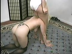 80's Blonde Mom's Fight porn tube video