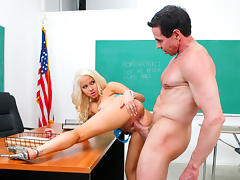 Cami Cole & Peter North in Peter North Is The Nasty Teacher, Scene #07 tube porn video