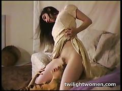twilightwomen - lesbian tribbing lazy afternoon tube porn video