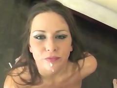 Rachel Roxxx Facials Compilation Part 2