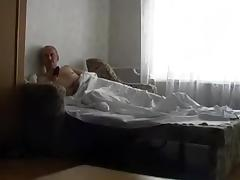Amazing amateur clip with couple, cuckold scenes