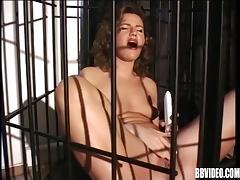 Adventurous girls getting butt naked and masturbating