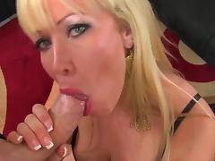 MILF Head #112 Super-duper Blonde 31 y.o. Mom!!! porn tube video