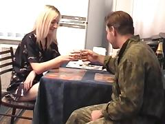 Wife, Amateur, Army, Couple, Drunk, Hardcore