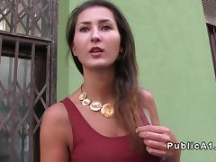 Hungarian, Amateur, Babe, Blowjob, Brunette, Cute