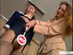 Sex crazed bitches exploring their fetishes and fantasies