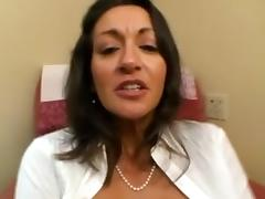 AMWF SEXY MILF PERSIA FUCKS HER ASIAN BOSS INTERRACIAL porn tube video