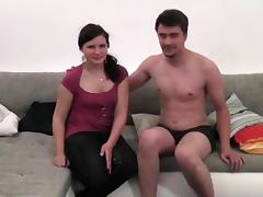 Boyfriend, Amateur, Boyfriend, Creampie, Fucking, German