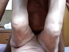 Grandpa cum in grandma tube porn video