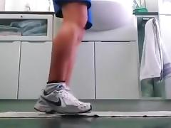 Boy-Friend socks, shoes and flip flop