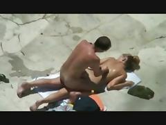 Beach, Beach, Voyeur, Beach Sex
