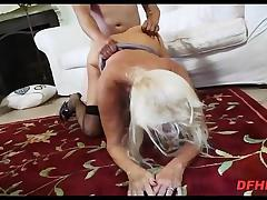 Blonde Granny Fuck Mandi McGraw