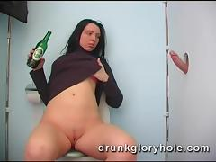 Drunk, Amateur, Blowjob, Drunk, Fucking, Gloryhole