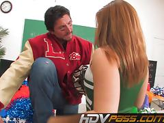 Natasha Nice Loves This Football Players Cock
